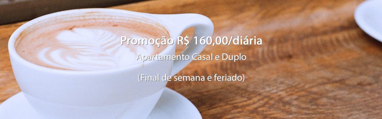 Promoção Diária R$160 - Hotel Cardum - Sorocaba